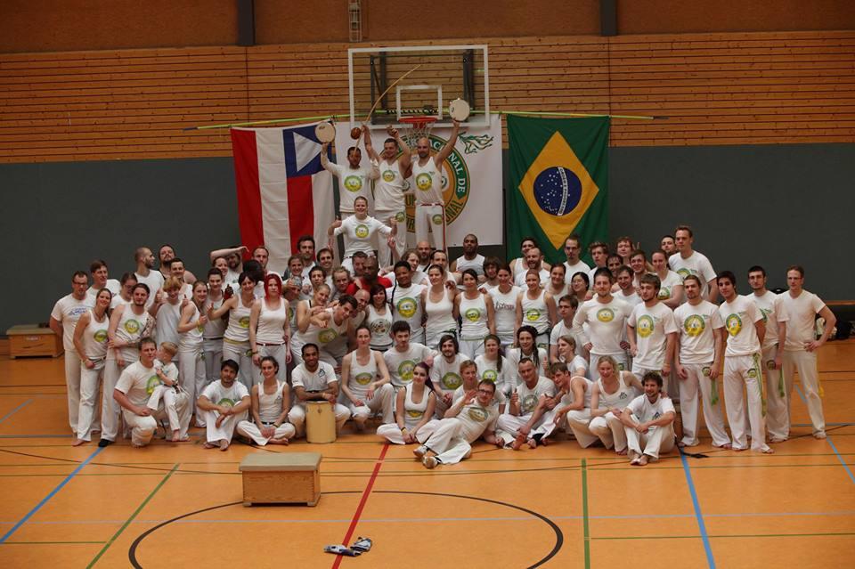 Capoeira UNICAR Workshop - Braunschweig 2014